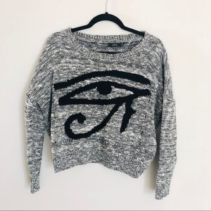 LF Millau Eye of Horus Sweater